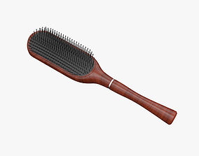 Hair Brush 3D