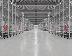Warehouse Interior 6 3D model