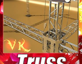 Truss System High Detail 2 0 3D model