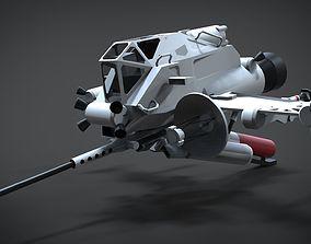3D asset Requsistors Ship