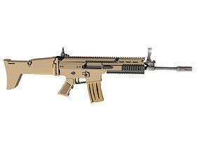 ar15 3D rifle