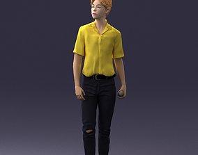 3D Singer 1123
