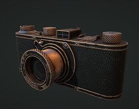 Game Ready - Leica Vintage Camera 3D asset