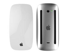 3D model Mouse Apple Magic 2