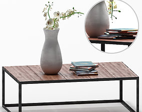 3D model Coffee Table 01 furniture