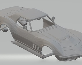 Stingray LT1 Printable Body Car