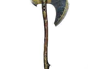 arma antigua 3D model