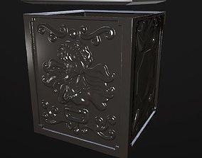 3D printable model Cloth Armor Box - Andromeda