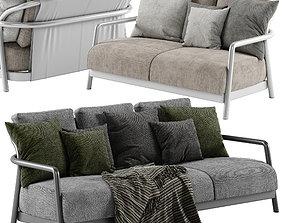 Flexform Alison sofa 3D model
