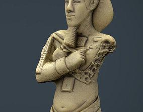 Akhenaten 3D model