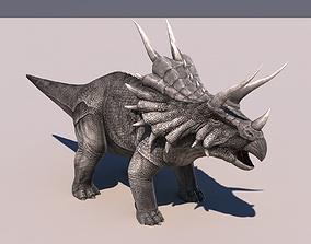 Styracosaurus Dinosaur 3D