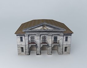 Orendain Hall 3D