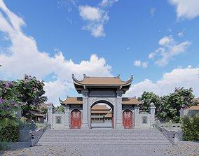 3D Vietnam Render Lumion 8