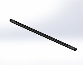 Tamiya TT-01 E Main Drive Shaft 3D printable model