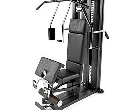 Multi Gym 3D model