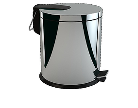 Trashcans Pedal 20lt 3D