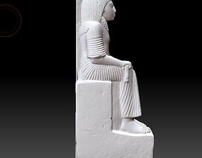 Pharaoh statue 3D printable model