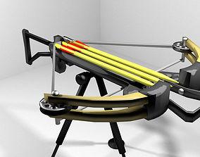 3D model Crossbow - Multiple