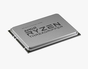 3D AMD Ryzen 2990WX Threadripper Processor 2nd Gen