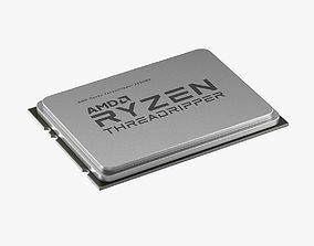 3D AMD Ryzen 2990WX Threadripper Processor 2nd Gen