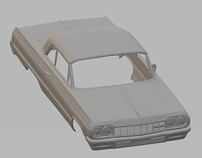 Impala 1964 Printable Body Car