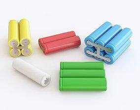 3D Battery 02