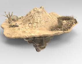 rock 3D The Island