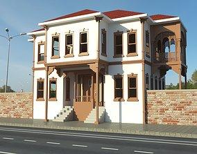 3D PBR Modern Hause