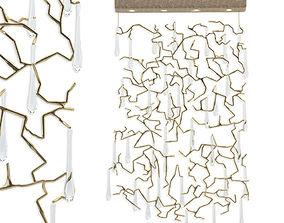 Aqua Wall Panel 3D