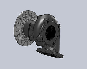 Turbo KKK26 3D printable model
