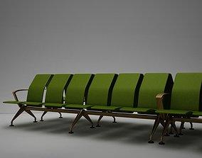 Airport Chair HD 3D