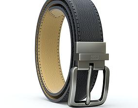 fashion 3D Leather Belt