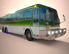 eagle bus 3D print model