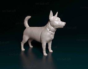 3D print model Lancashire heeler