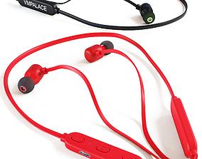 Earphones VMPALACE 3D model