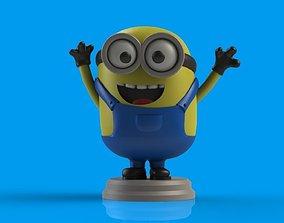 3D printable model Minion Bob