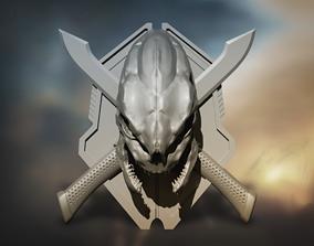 Halo Inspired Legendary 3D printable model