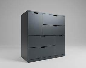 Cabinet pack 3D model