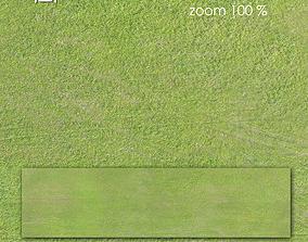 Aerial texture 77 3D asset