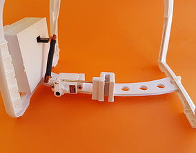 3D print model Payload Release for DJI Phantom