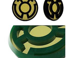 3D print model Senestro Chest Emblem