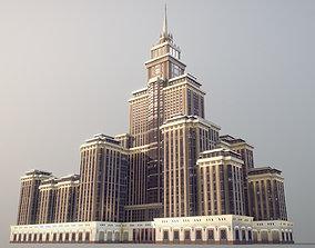 3D model MSK Building 24 Triumph Palace