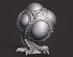 3D printable model Alien Egg Miniature