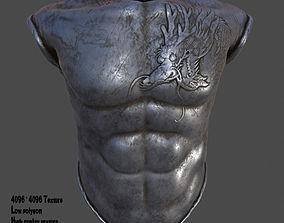 3D model armor 1