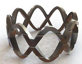 3D Mesh Ti Ring