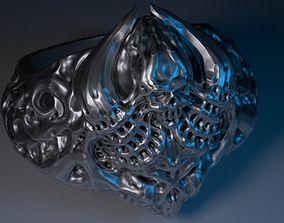 Demon Ring 3D print model