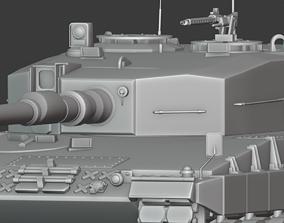 LEOPARD 2 Tanks 3D print model