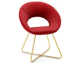 Duhome Modern Accent Chair 3D model