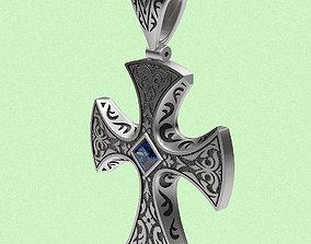 3D print model Cross Scott Kay