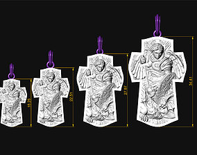 Archangel Michael 3D print model holy